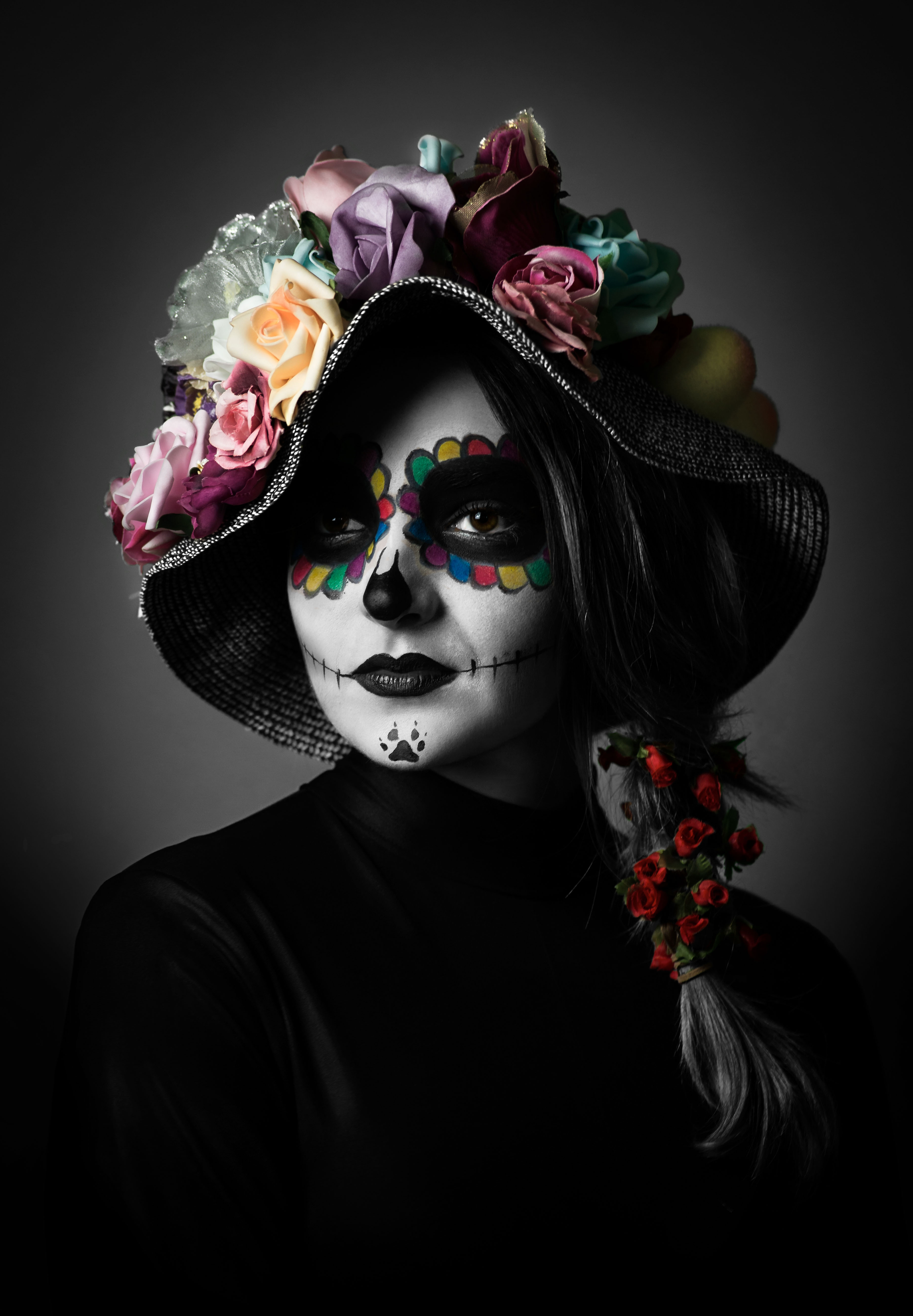 coronite costume de halloween