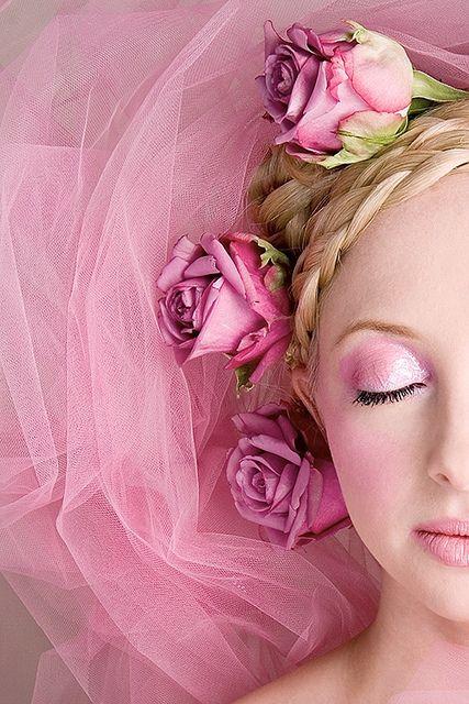 Trandafiri nuante roz