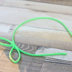 bentita cu fundita verde