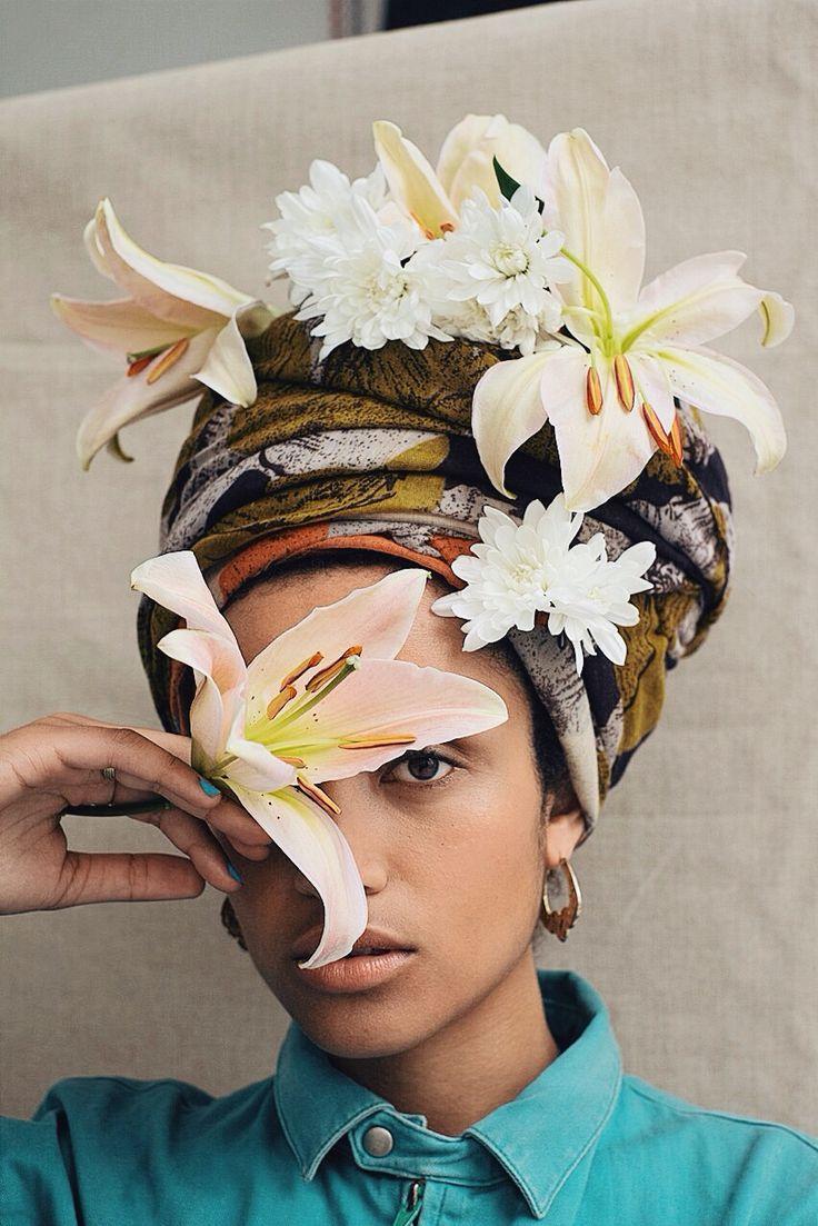 flori turbane