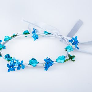 accesorii par albastru