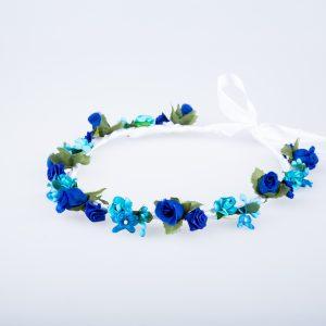 coronita albastra