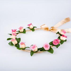 coronita roz deschis 2