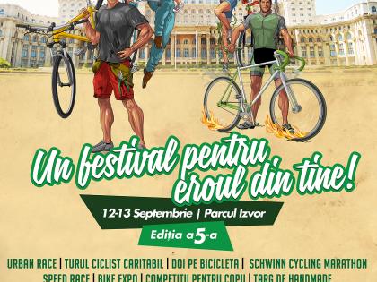 Floronițe la BikeFest 2015