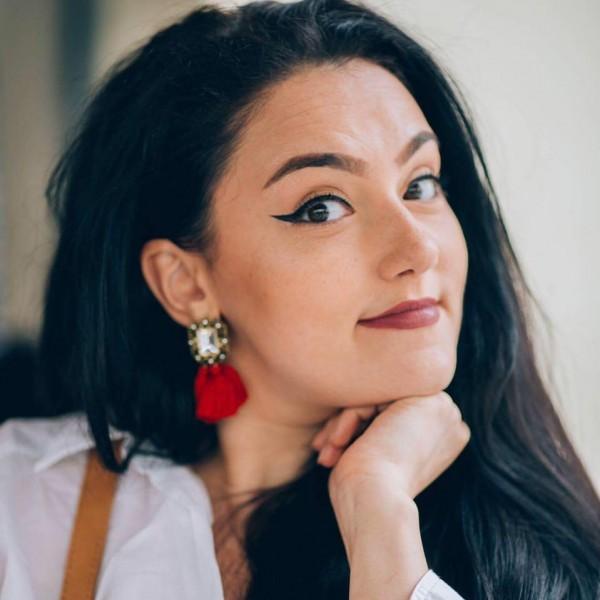 Make Up Artist Ioana Andrei
