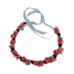 Coronita flori rosii_Floronite