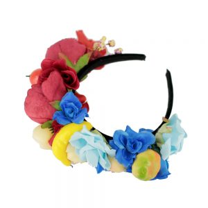 Coronita flori tricolor_spate_Floronite