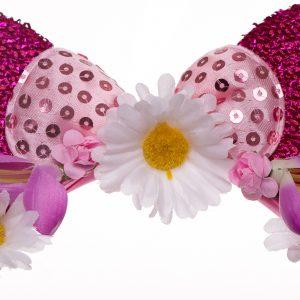 Coronita Disney urechi roz