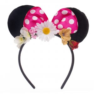 Coronita urechi Minnie roz