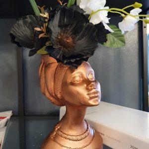 Vaza African Princess aurie